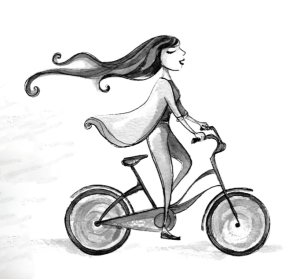 Tão fácil quanto andar de bicicleta