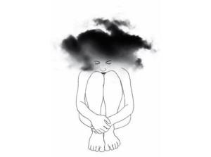 """Tem uma """"nuvem escura"""" sobre a sua cabeça?"""