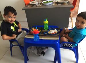 Dicas para ter refeições mais divertidas com as crianças!