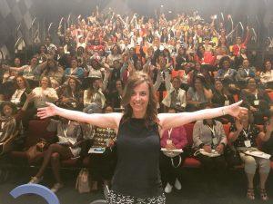 Londrina e Curitiba, palestra gratuita com Patricia Lages!