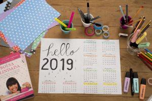 Bullet journal financeiro 2019 – PARTE 1