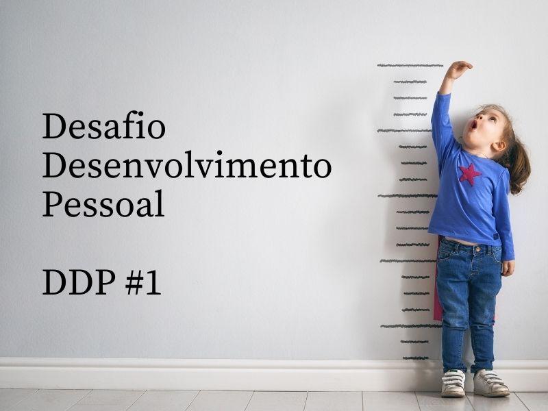 Desafio Desenvolvimento Pessoal #1
