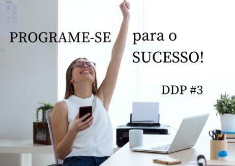 Programe-se para o sucesso – DDP#3