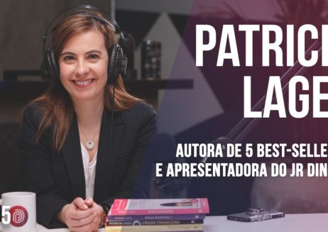 PATRICIA LAGES – Plugado Podcast #005